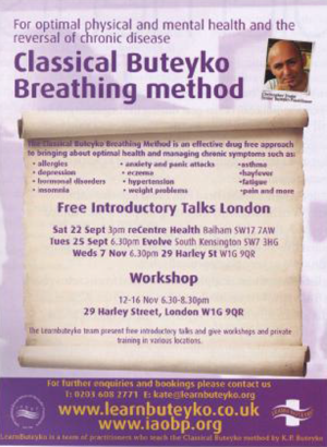 buteyko breathing technique instructions free