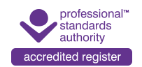 PSA Accredited Register logo